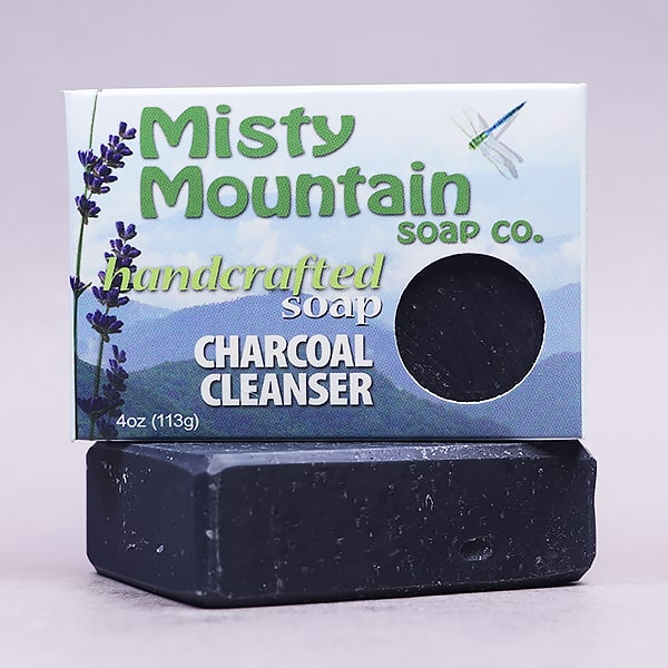 Charcoal Cleanser Handmade Soap