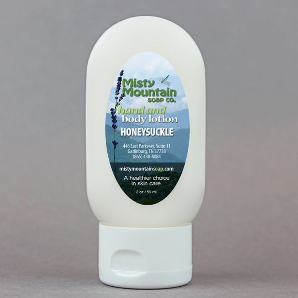 Handmade Honeysuckle Lotion