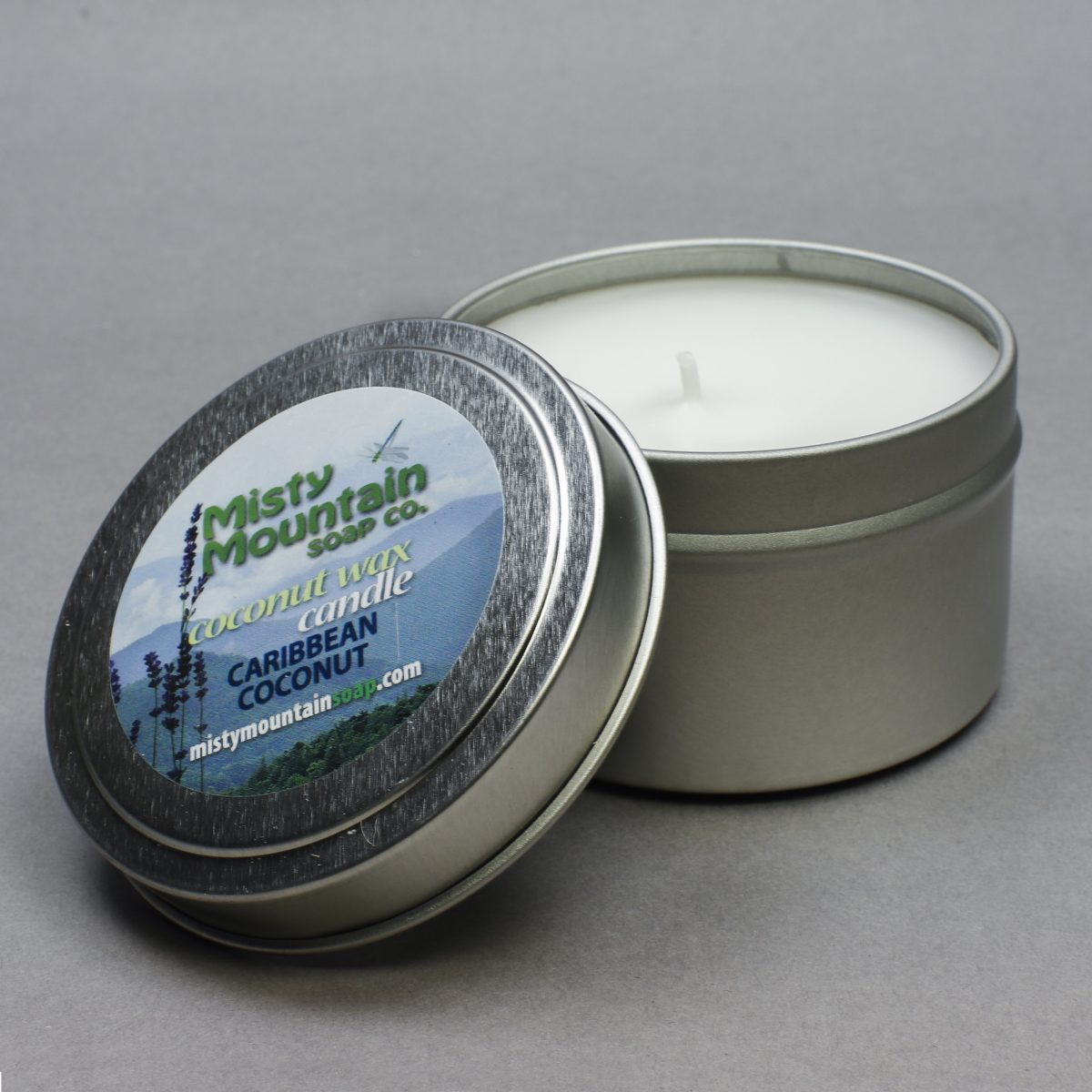 Coconut Wax Candles