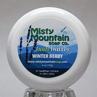 Winter Berry Body Butter